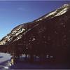 Adirondacks Lake Colden View Mt Colden January 1977