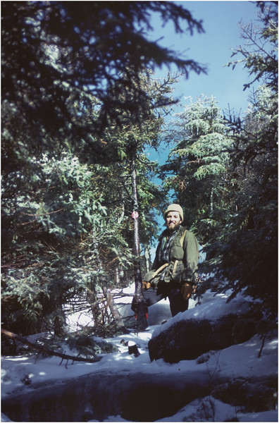 Adirondacks Phelps Mt Bob Goot 2 February 1978