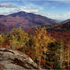Adirondacks Brothers Trail View Giant Mountain October 1995