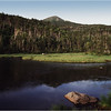 Adirondacks Lake Tear of the Clouds July 1976