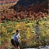 Adirondacks  Brothers Trail Kim Hiking September 1995
