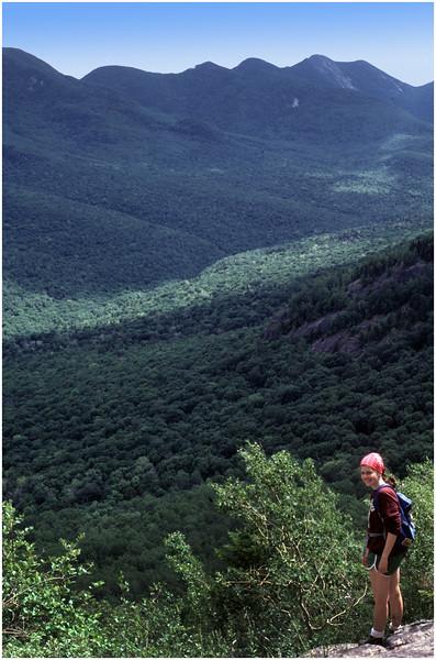 Adirondacks Brothers Trail Theresa Bourgeois July 1978