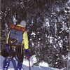 Adirondacks Mt Colden Trail Bob Goot January 1982