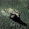 Adirondacks Lake Tear of the Clouds from Gray Peak September 1979