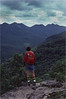 Adirondacks Great Range From  Brothers Tom Bourgeois July 1978