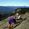Adirondacks Giant Mt Summit 1 August 1992