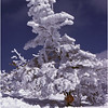 Adirondacks Phelps Mt Balsam Rime Ice February 1978