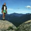 Adirondacks South Dix View West Bob Goot August 1979