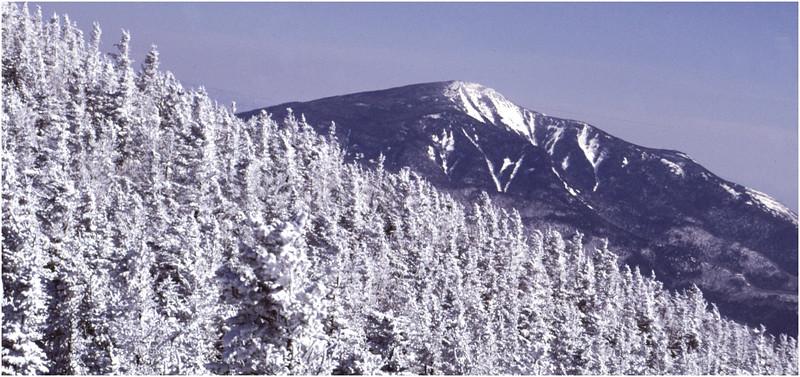 Adirondacks Porter Mt View Giant Mt  1 January 1982