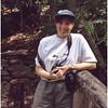 Adirondacks Van Hoevenberg Trail Kim July 1995