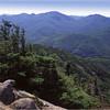 Adirondacks Giant Mt Summit 4 View Dixes August 1992