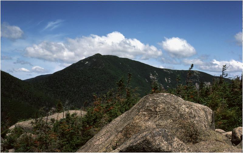 Adirondacks South Dix Mt View of Dix Mt July 1979
