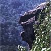 Adirondacks Indian Head from Fish Hawk Cliffs June 1979