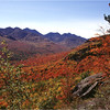 Adirondacks Great Range From  Brothers 1 September 1995