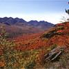 Adirondacks Great Range From  Brothers 1 September 1995