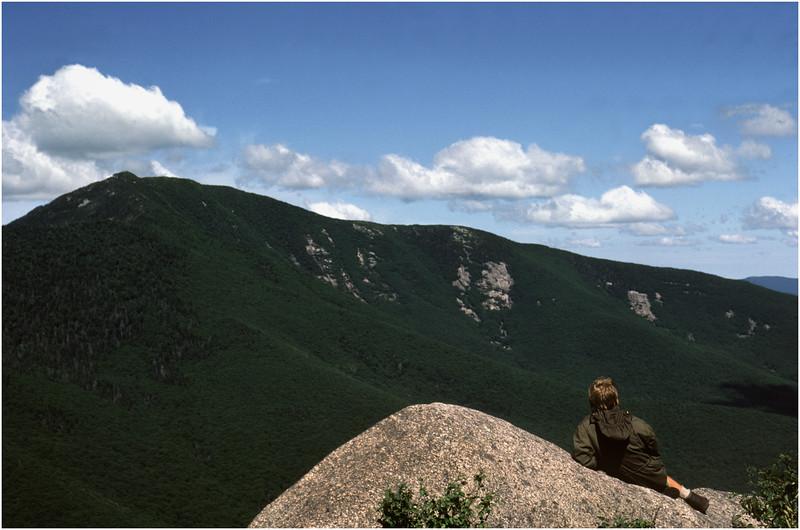 Adirondacks East Dix Mt View of Dix Mt July 1979