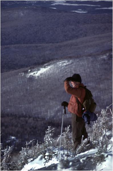 Adirondacks Cascade Peak Joe Lesnick 3 January 1982