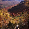 Adirondacks Great Range From  Brothers Kim Hiking September 1995