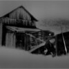 Adirondacks The Glen Abandoned Homestead 5 IR Film June 1992