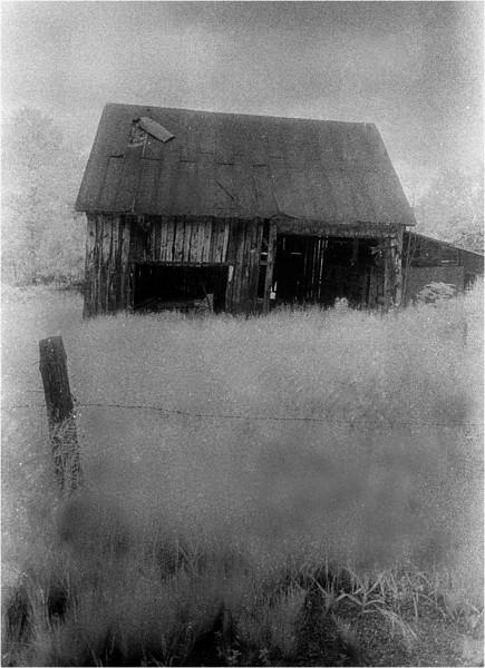 Arlington VT Old Farms 4 IR Film June 1989
