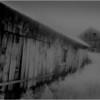 Washington County NY Abandoned Barns 1 IR Film June 1984