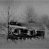Adirondacks Whallonsburg Wrisley Farm 5 IR Film April 1997