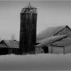 Adirondacks Whallonsburg Wrisley Farm 6 IR Film April 1997