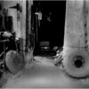 Adirondacks Reber Moran Farm 6 IR Film April 1997