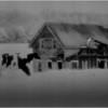 Adirondacks Reber Moran Farm 4 IR Film April 1997