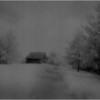 Washington County NY Abandoned Barns 7 IR Film June 1984