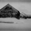 Washington County NY Abandoned Barns 8 IR Film June 1984