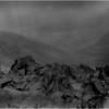 Smokey Mts Tennessee Appalachian Trail Overlook 4 IR Film July 1996