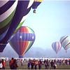 Glens Falls NY BalloonFest 1 October 1984
