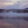 Adirondacks Long Lake Morning Mist July 1996