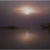 Adirondacks Forked Lake Morning Paddler 2 August 1979