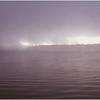 Adirondacks Forked Lake Morning Paddler 12 Bob Goot August 1981