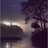 Adirondacks Forked Lake Morning Paddler 11 Bob Goot August 1981