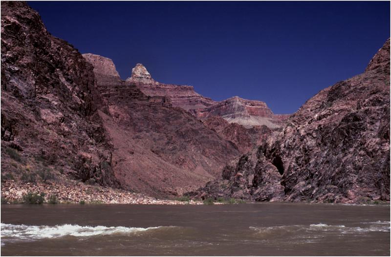 Grand Canyon AZ Colorado River May 1980