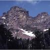 Grand Teton Park  WY Cascade Canyon Grand Teton 3 June 1980