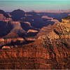 Grand Canyon AZ Bright Angel Point View 5 May 1980