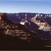 Grand Canyon AZ Bright Angel Point View 2 May 1980