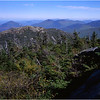 45 Adirondacks Algonquin Peak View North Wright Pk July 1995