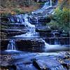 45 Rensselaerville NY Hyuck Preserve Falls 1 October 1996
