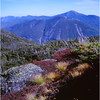 45 Adirondacks Iroquois Peak View ENE Colden and Marcy 1 September 1997