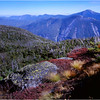 45 Adirondacks Iroquois Peak View ENE Colden and Marcy 2 September 1997