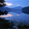 45 Adirondacks Crane Pond Morning 1 September 1999