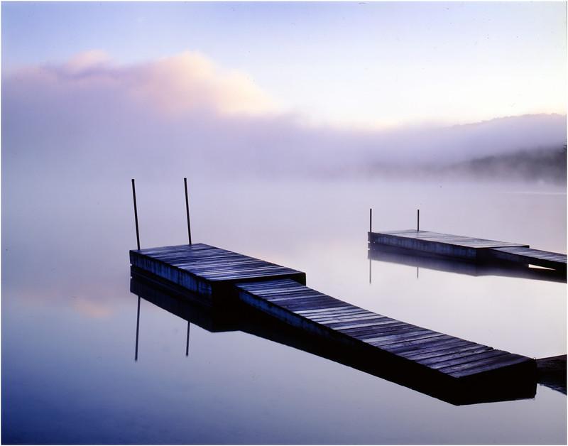45 Adirondacks Eigth Lake Docks July 1997