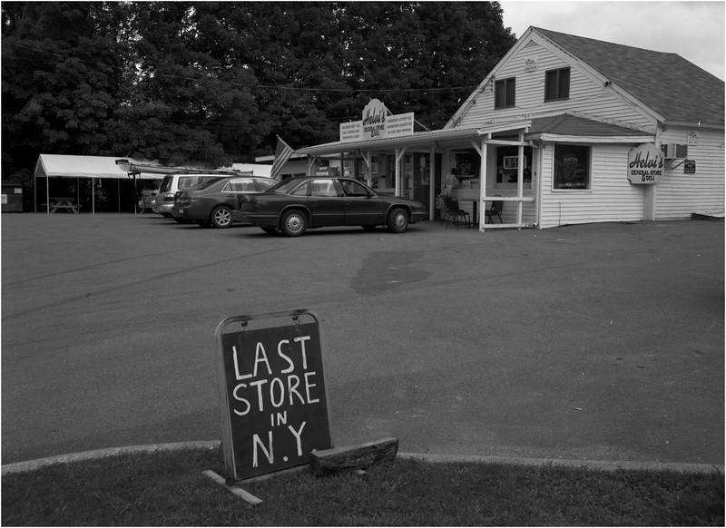 67 Washington County NY Last Store Before Vermont July 2007