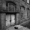 67 Cohoes NY Mill Scene  1 April 2004