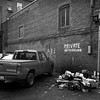 Troy NY Parked Truck March 2006